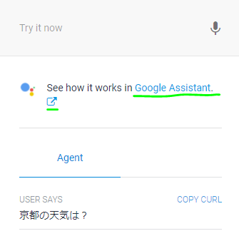 See how it works in Google Assistant.